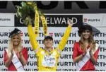 Damiano Cunego cede nella Crono al Giro di Svizzera. Vince Levi Liepheimer