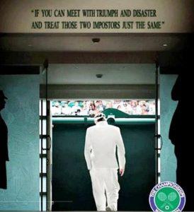 Roger Federer ed il coraggio di cambiare rimanendo lo stesso. E tu?